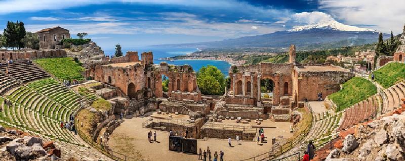 Szicília Zamata Gasztrotúra Húsvét 2019. április 18-23.